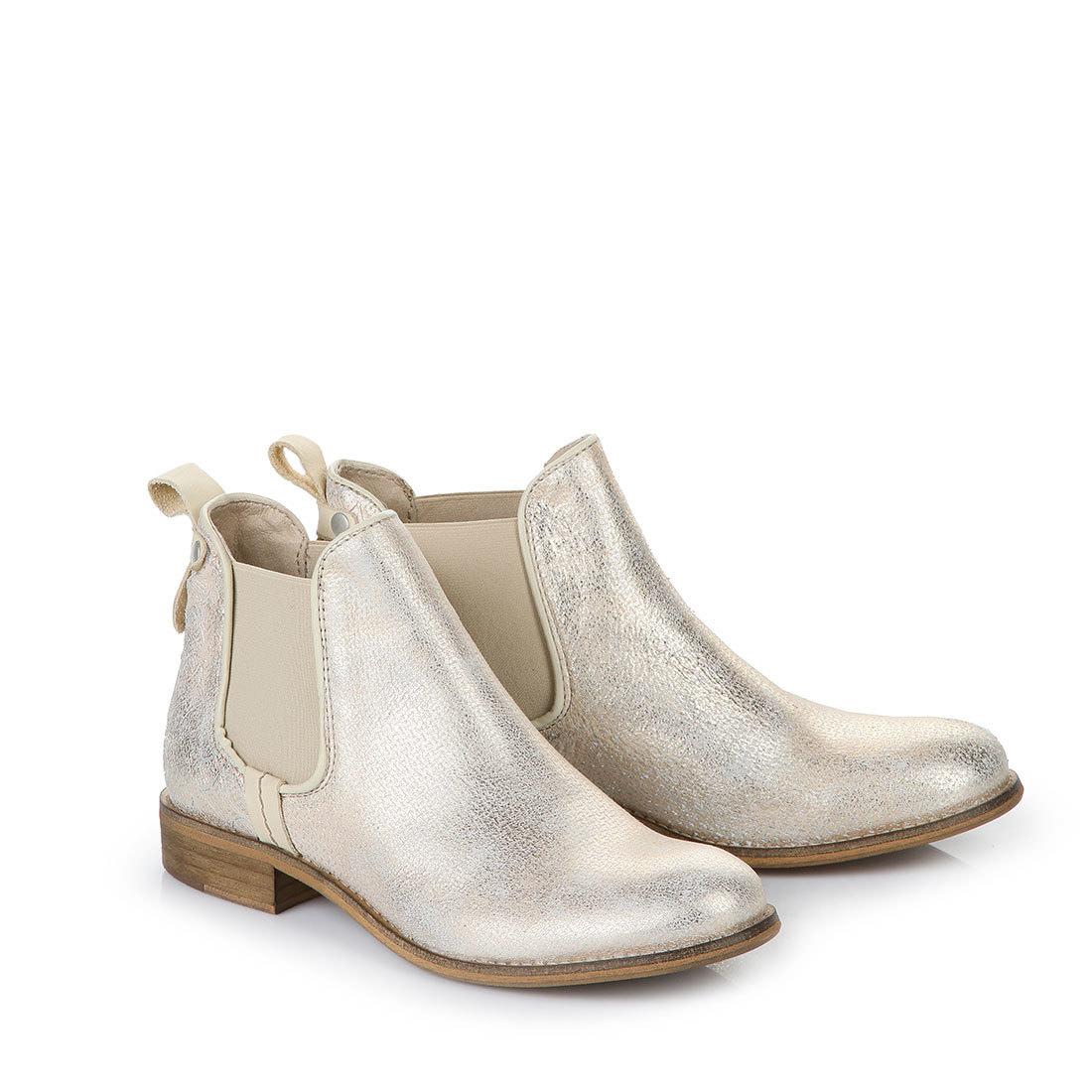buffalo chelsea boots in gold buy online in buffalo online shop buffalo. Black Bedroom Furniture Sets. Home Design Ideas