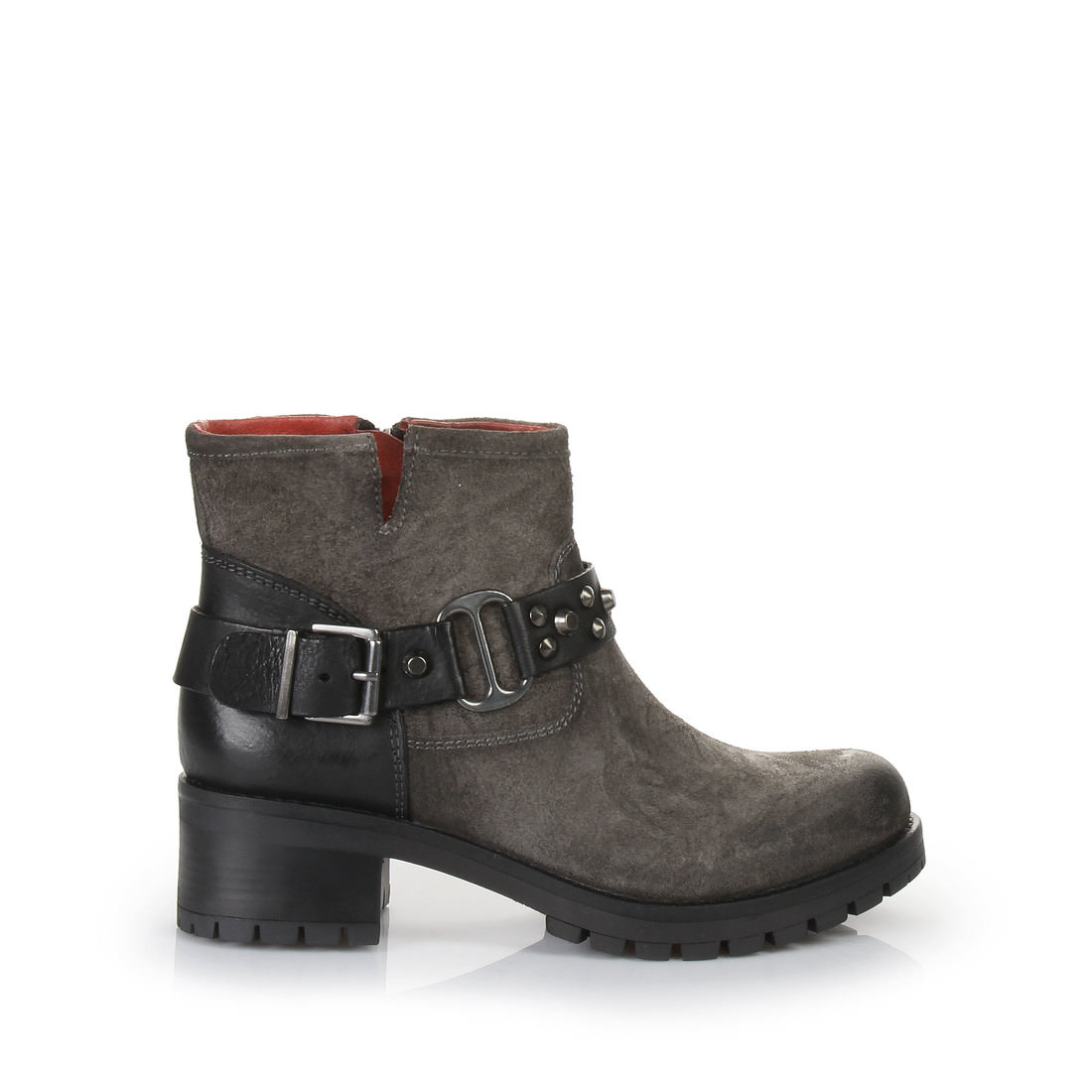 buffalo biker summer boots in grey buy online in buffalo online shop buffalo online shop. Black Bedroom Furniture Sets. Home Design Ideas