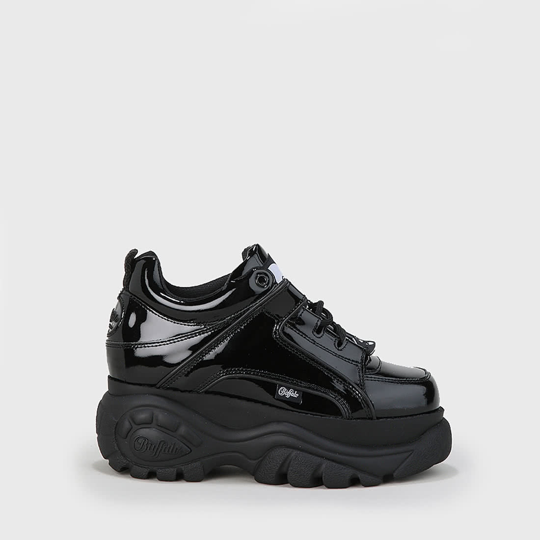 popular stores reasonably priced coupon code Classic Kick patent leather black buy online in BUFFALO Online ...