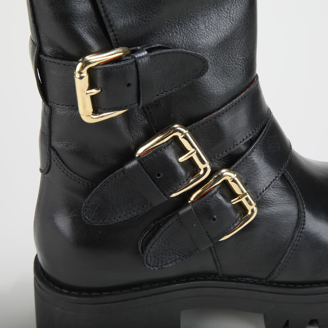 new style bfdb0 57d88 Mauve Morn Boot leather black/gold buy online in BUFFALO ...
