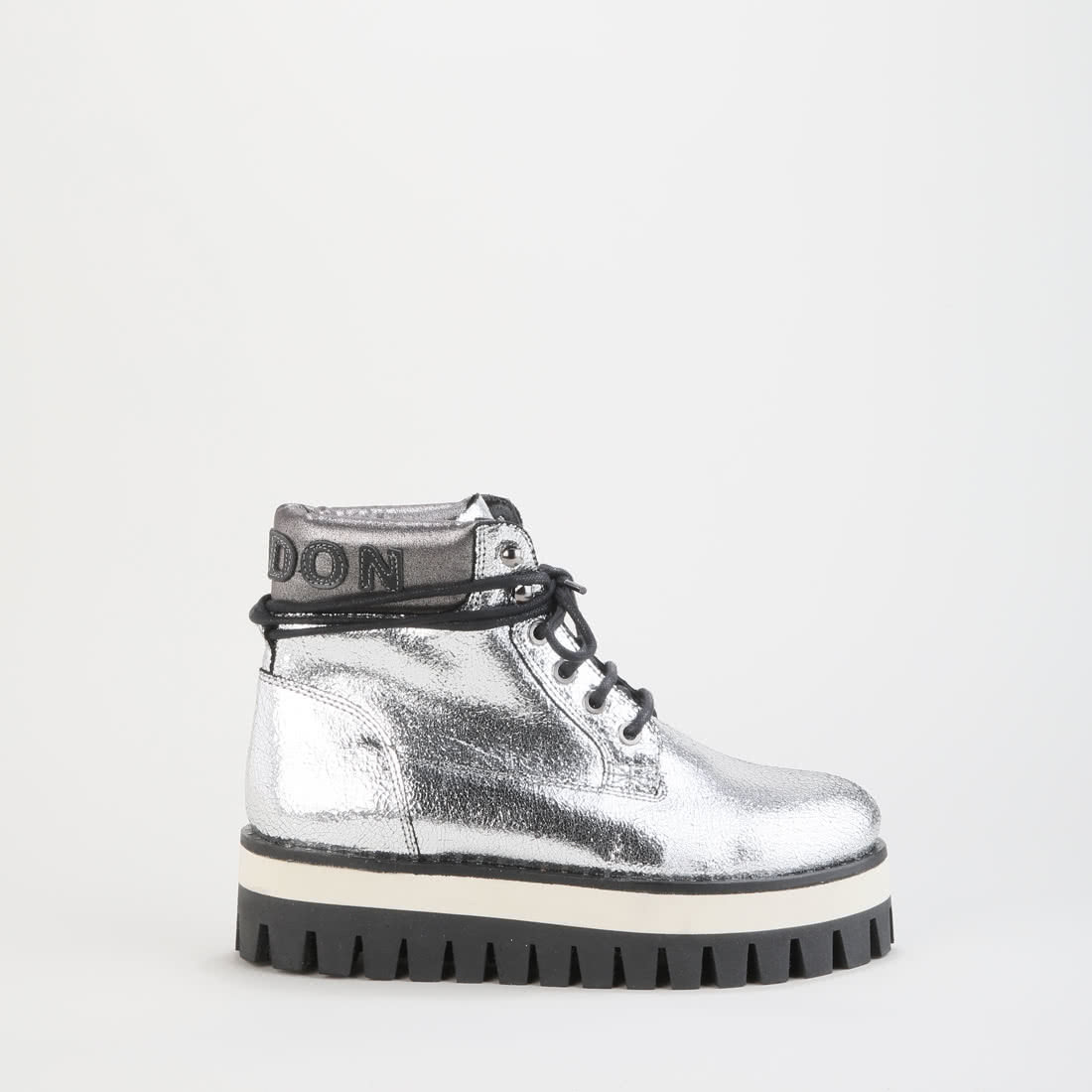 Moonbeam Boot leather silver buy online in BUFFALO Online-Shop ... 9e285061cd