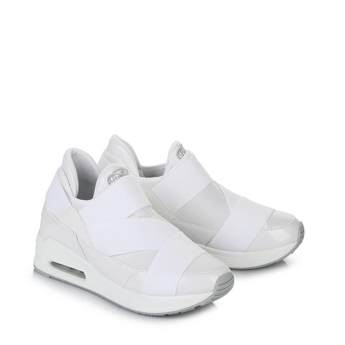Dame 100-30 Néoprène Buffle Sneaker En Daim