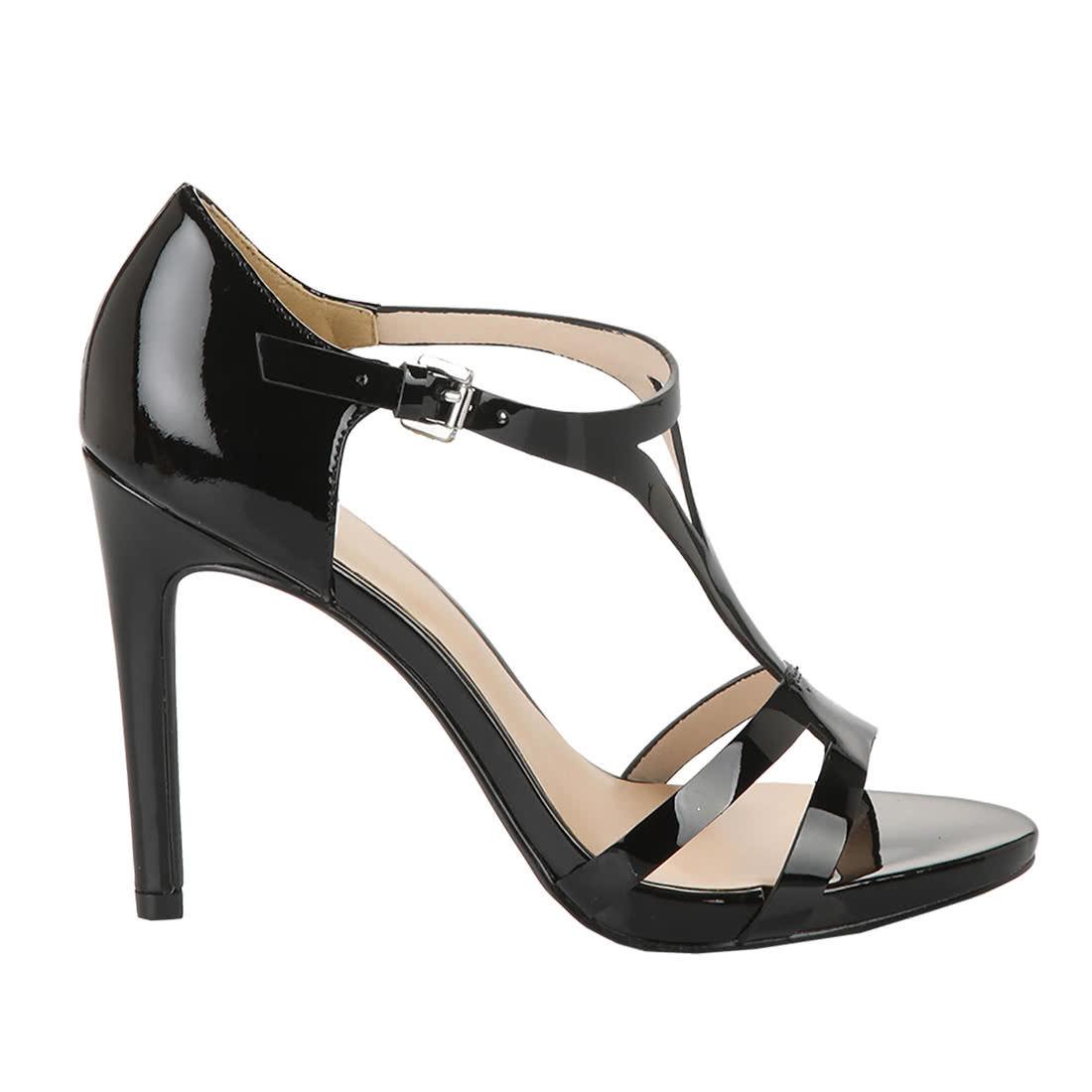 c6196551130 Mistletoe ankle-strap sandal patent leather black buy online in ...