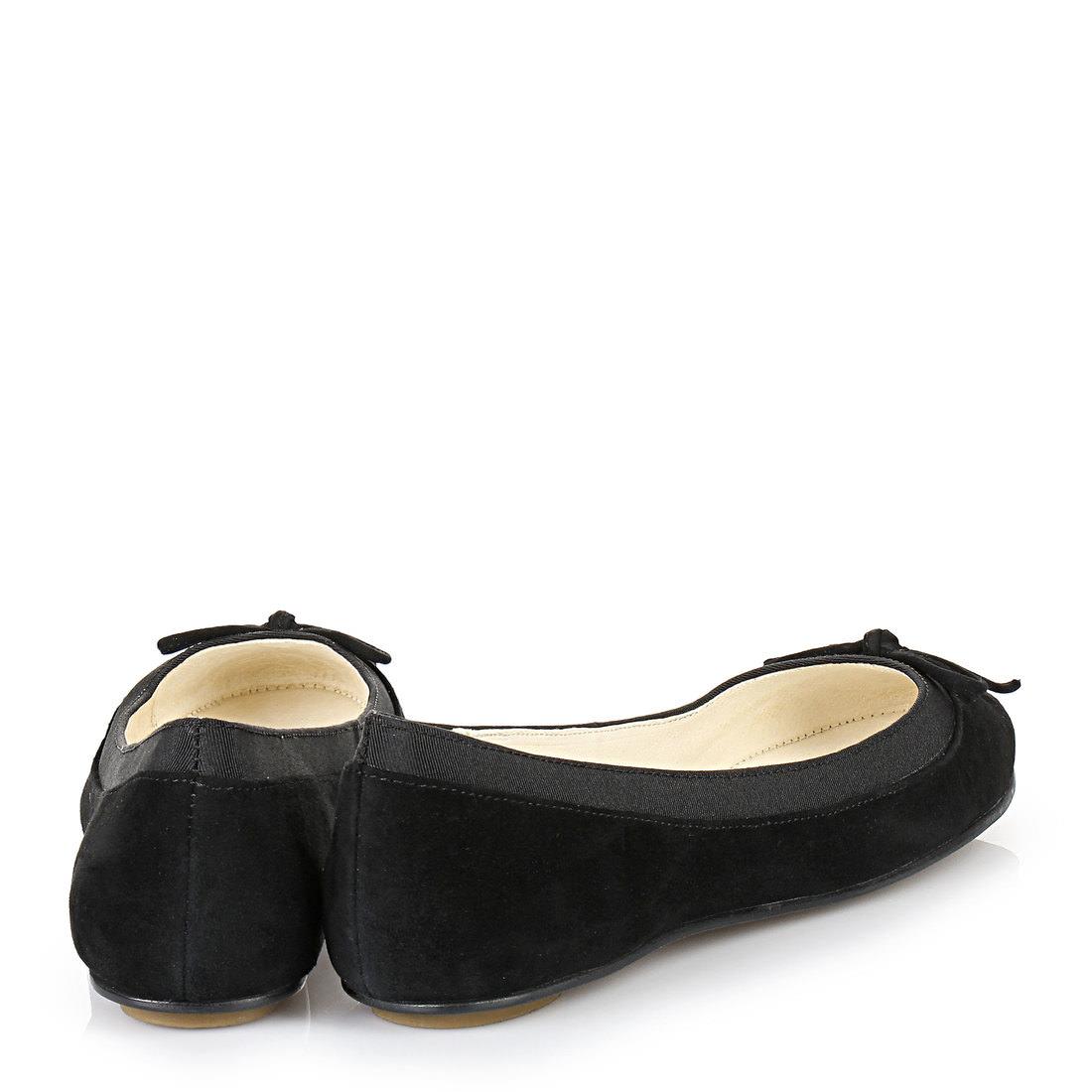 buffalo ballerina in schwarz online kaufen buffalo. Black Bedroom Furniture Sets. Home Design Ideas