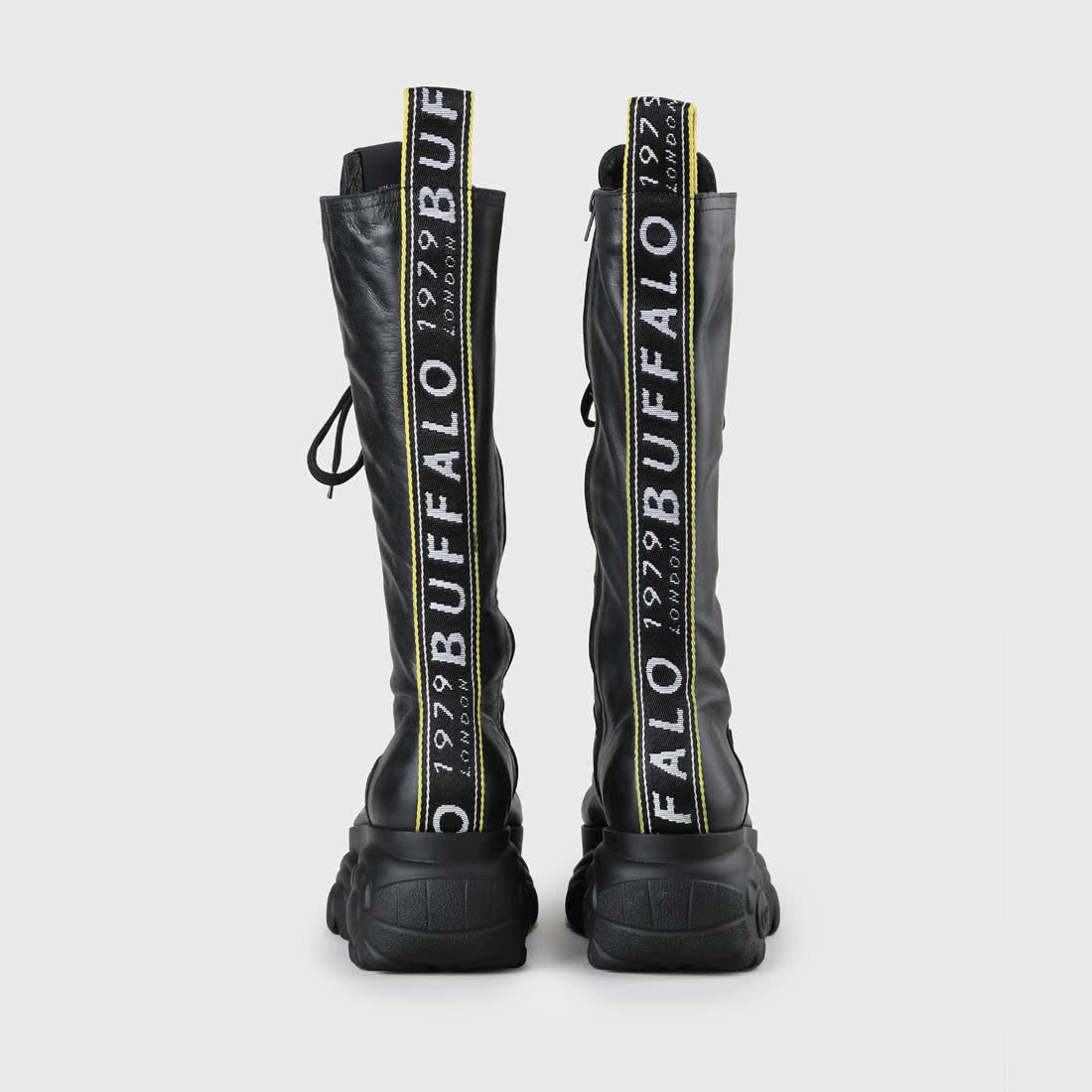 Eddie Rodriguez Damen Stiefel aus Leder 776439 (Braun) im