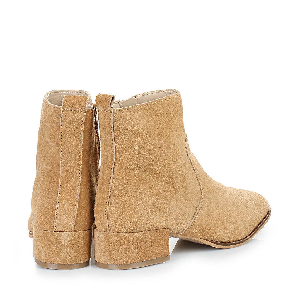 buffalo ankle boots in beige buy online in buffalo online shop buffalo. Black Bedroom Furniture Sets. Home Design Ideas