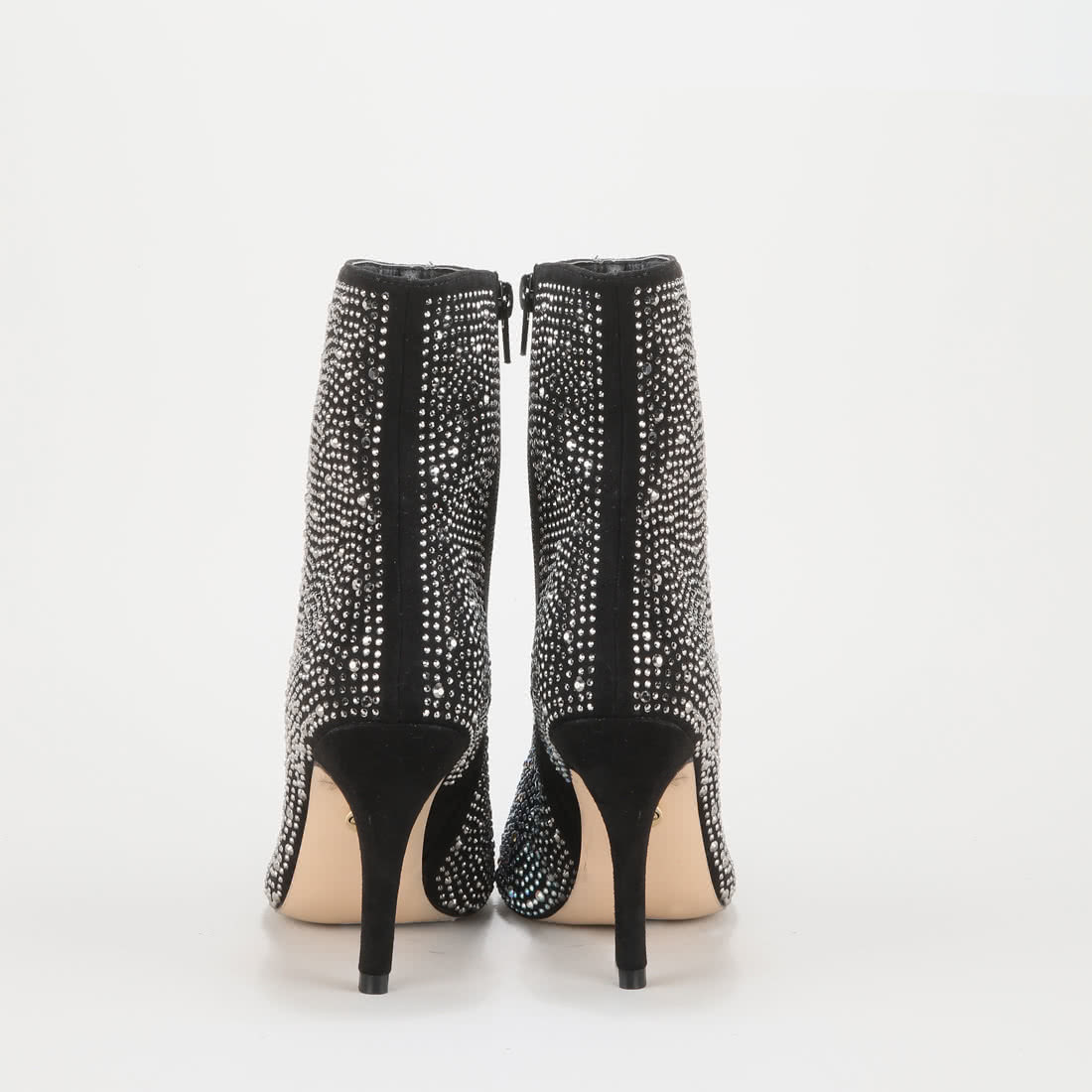 reputable site c05fb 61cb0 Iris Ankle Boot Suede/Glitzer schwarz online kaufen | BUFFALO®