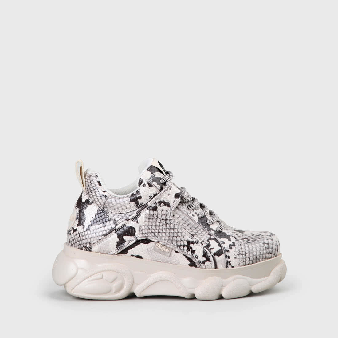 CLD Corin Sneaker faux leather snake print