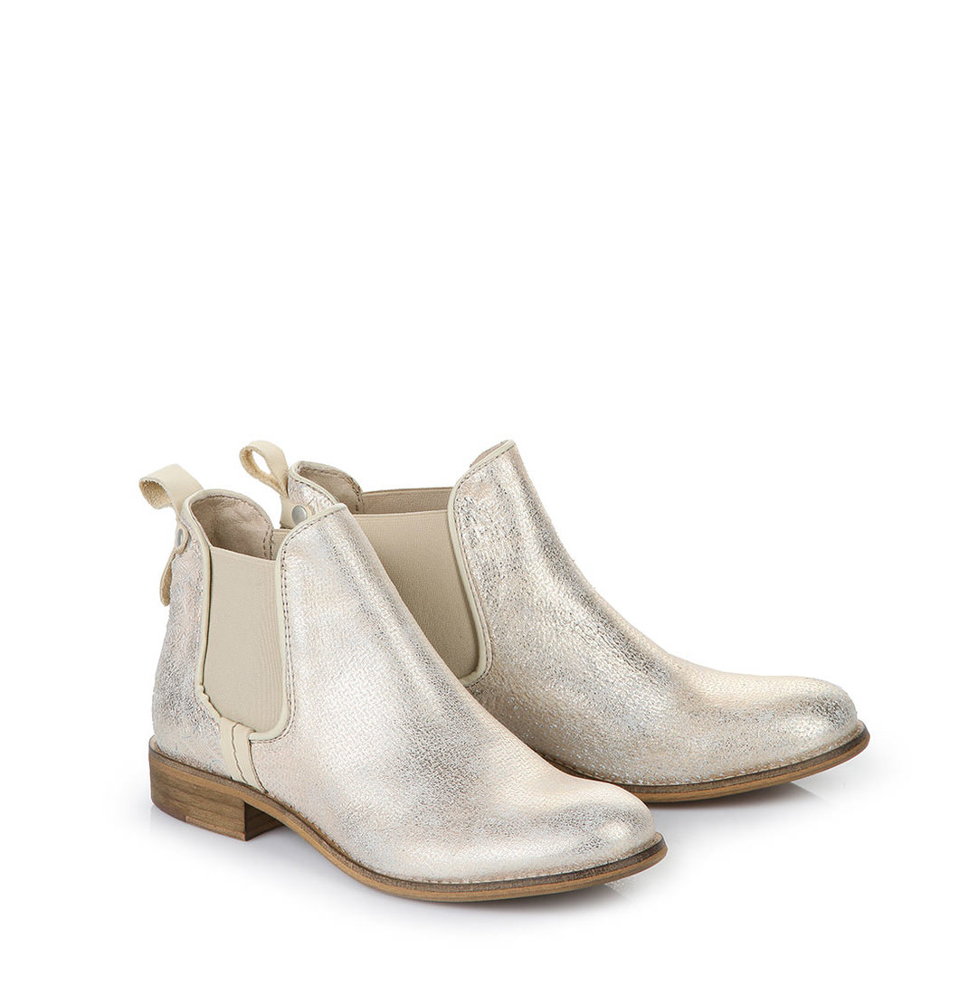 buffalo chelsea boots in gold buy online in buffalo online shop buffalo online shop. Black Bedroom Furniture Sets. Home Design Ideas