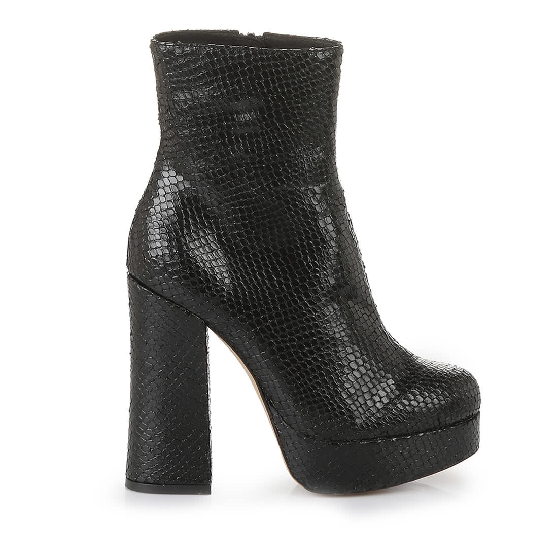 bc948bbf5350ab Tosio Ankle Boot aus Leder schwarz online kaufen