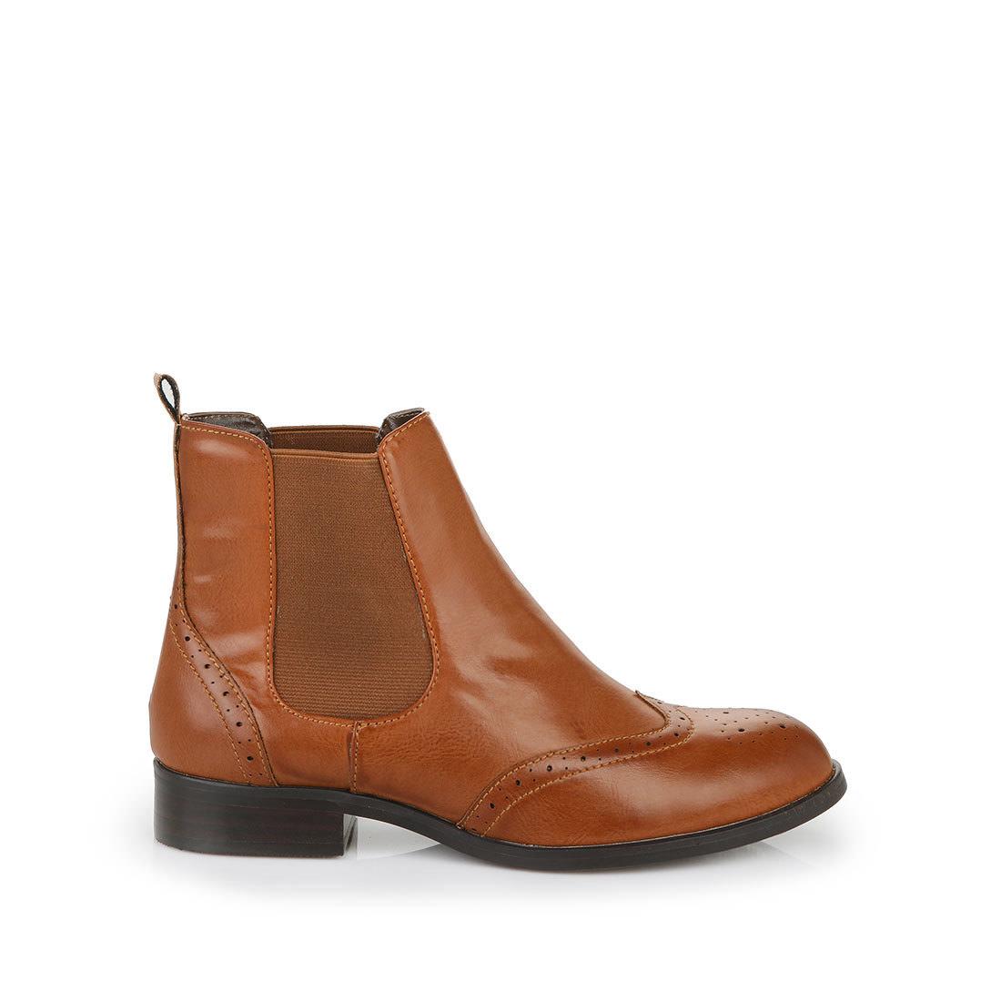 buffalo chelsea boots in cognac buy online in buffalo online shop buffalo. Black Bedroom Furniture Sets. Home Design Ideas