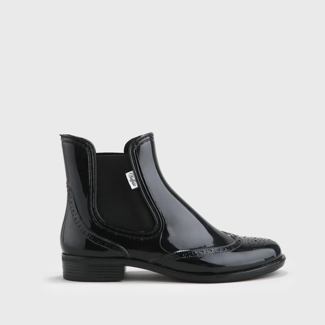 online store 5e6e9 e0fe0 Alisson Chelsea Boot Gummistiefel schwarz