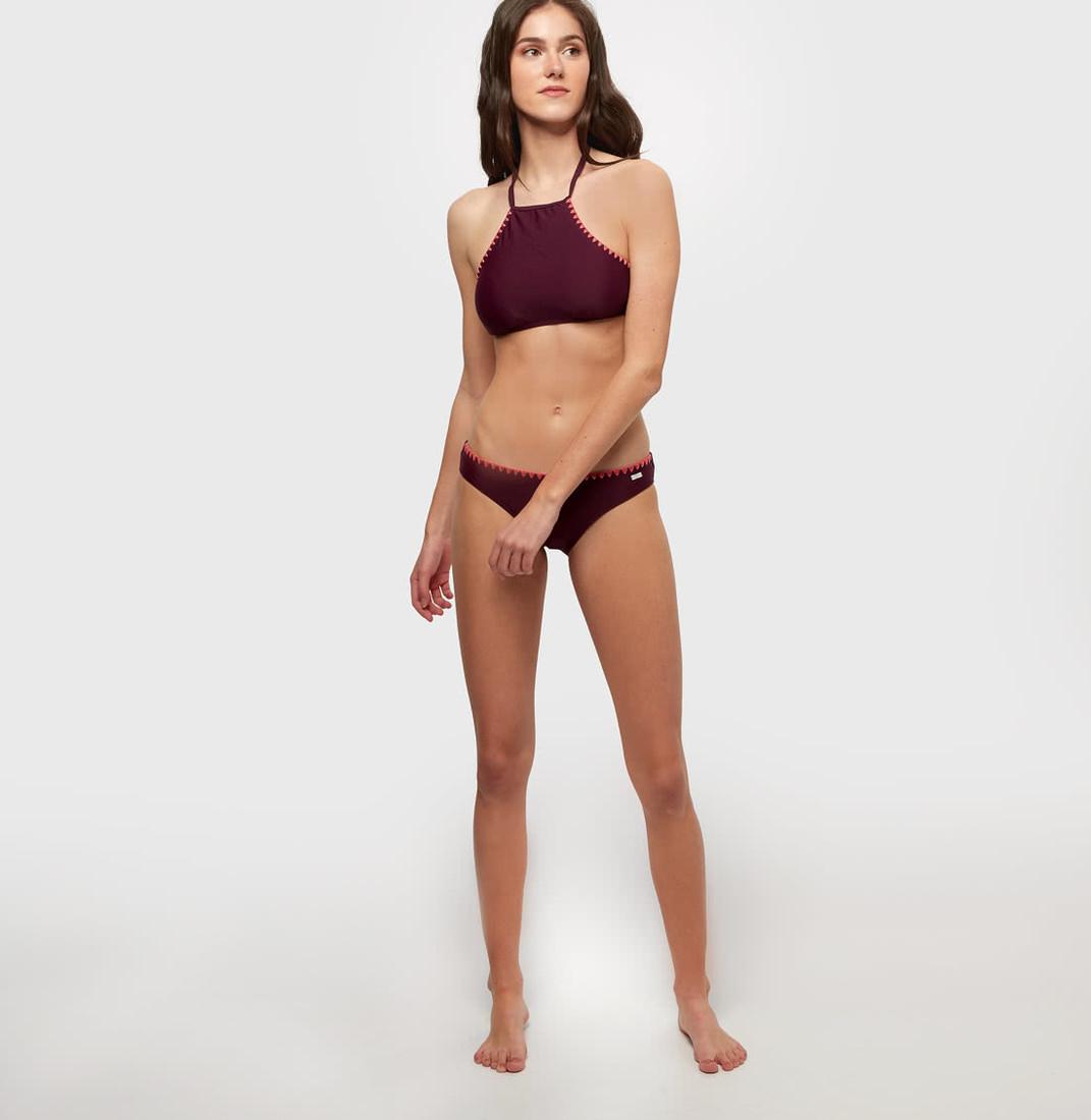 6dac86d41 Amy bustier bikini bordeaux buy online in BUFFALO Online-Shop