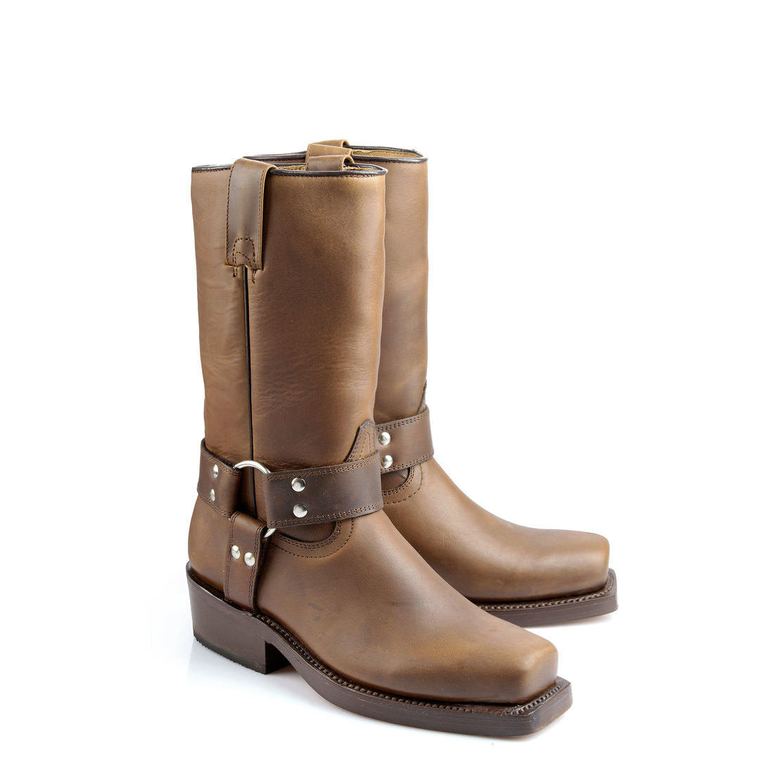 Boots fourrées Buffalo marronBuffalo