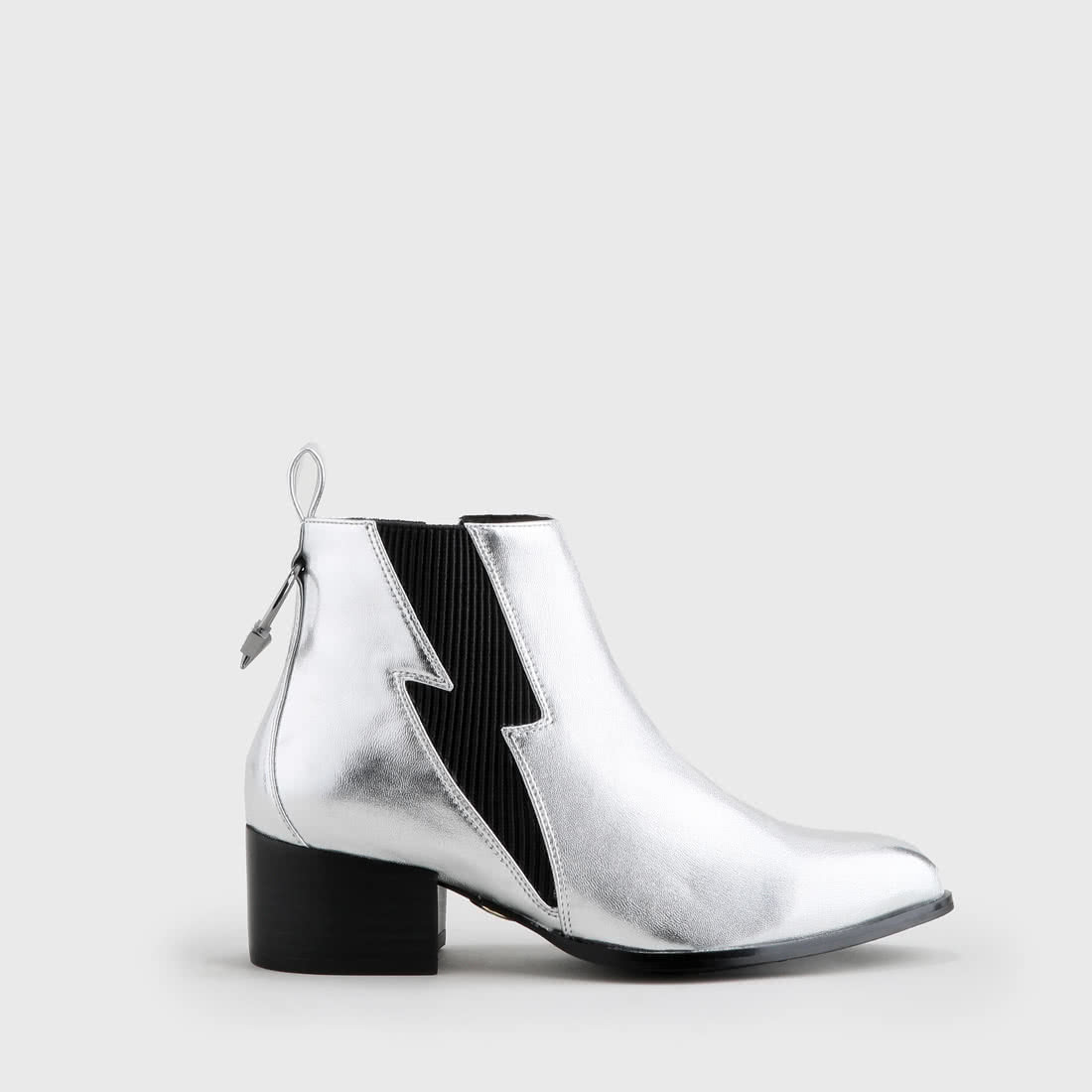 new arrival de2f3 fcd79 Alice Ankle Boots silber