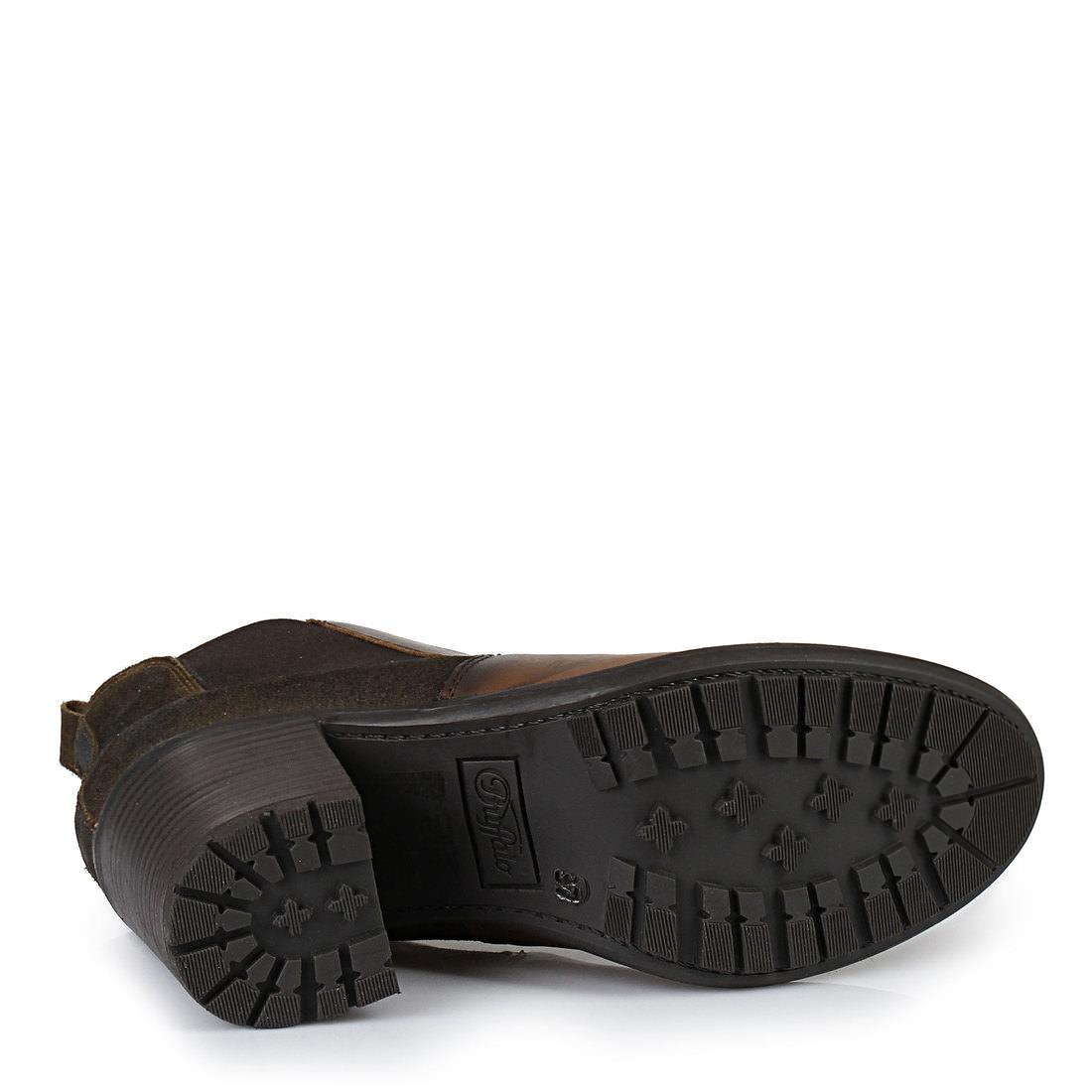 Buffalo ankle boots in brown buy online in BUFFALO Online-Shop ...