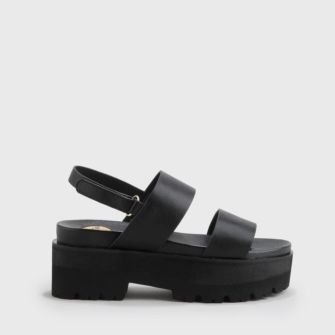 776bc0dd1 Elita Sandal Platform Black buy online in BUFFALO Online-Shop | BUFFALO®