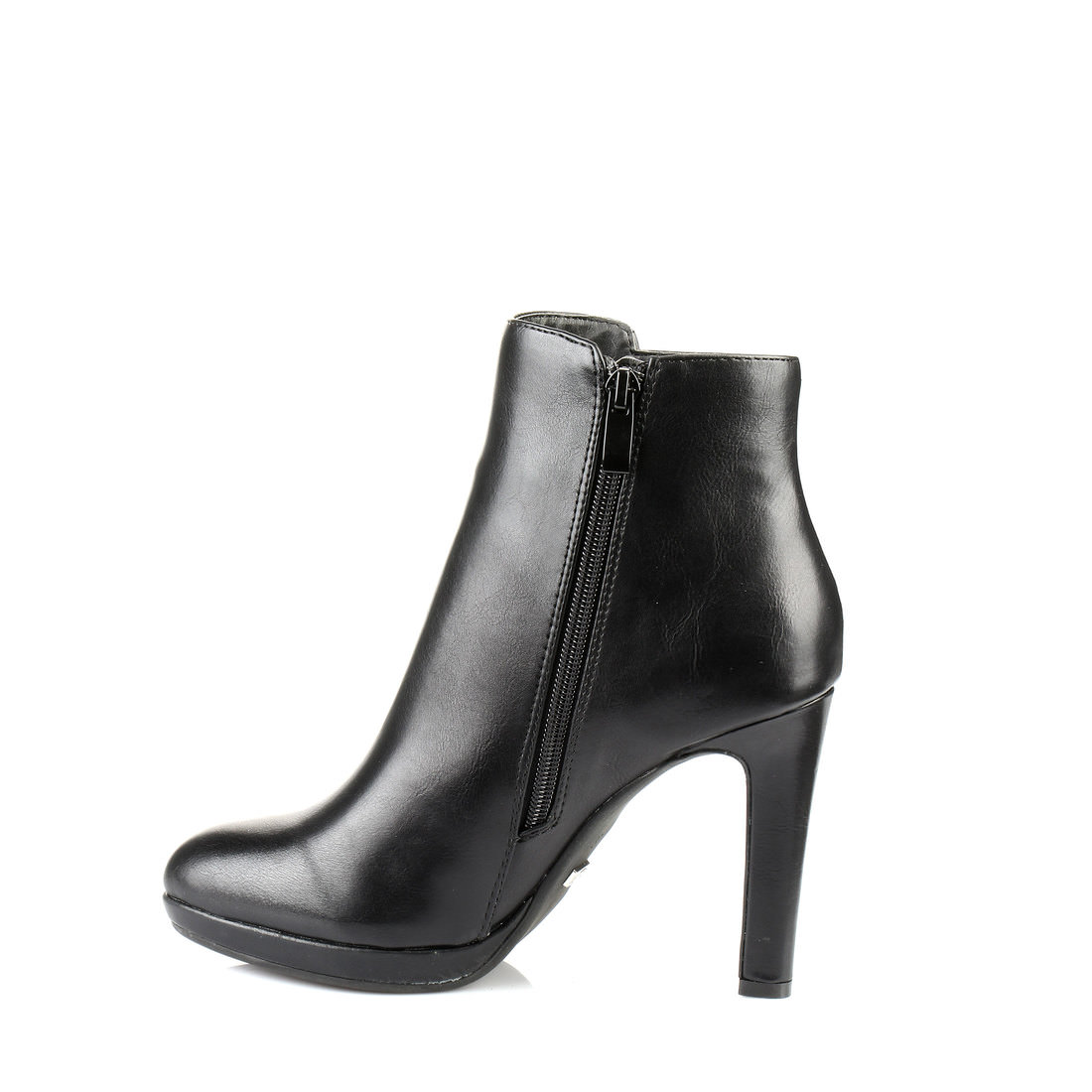 buffalo plateau ankle boots in black buy online in buffalo online shop buffalo. Black Bedroom Furniture Sets. Home Design Ideas