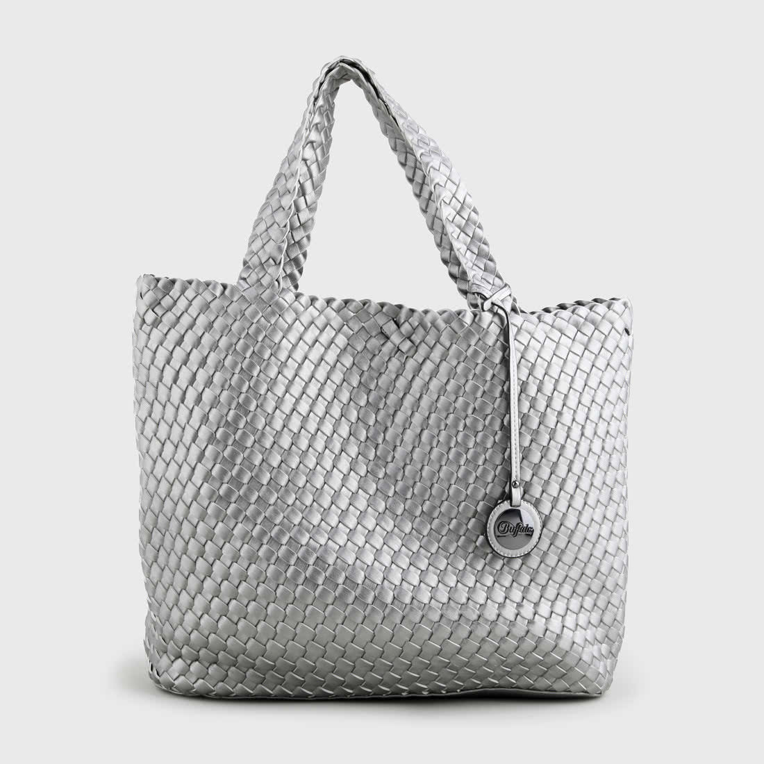 3e44ee5b9b83c Buffalo Shopper 2 in 1 silver buy online in BUFFALO Online-Shop ...