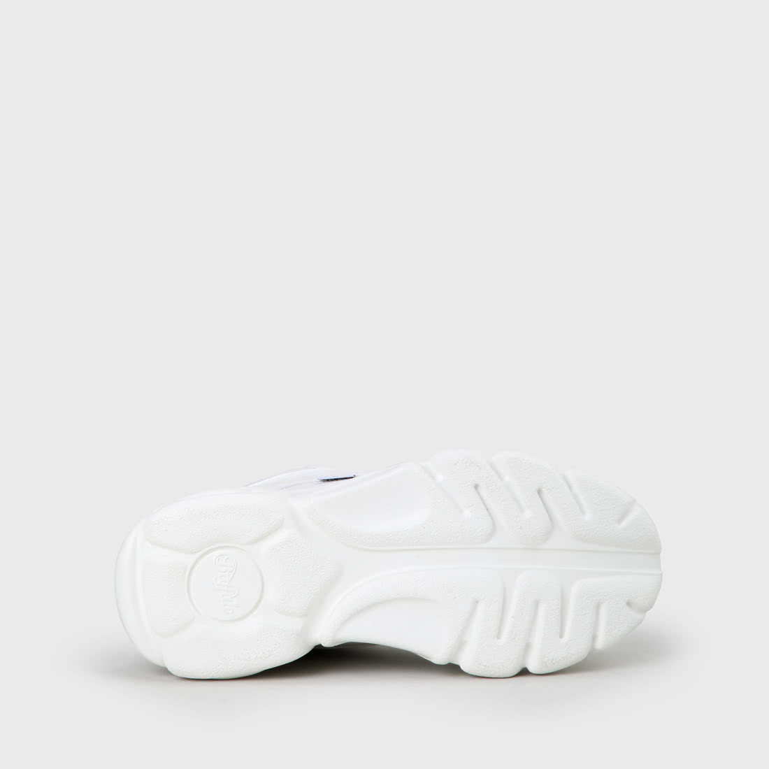 lowest price 0d02d aaeee CLD Corin Sneaker faux-leather white fur