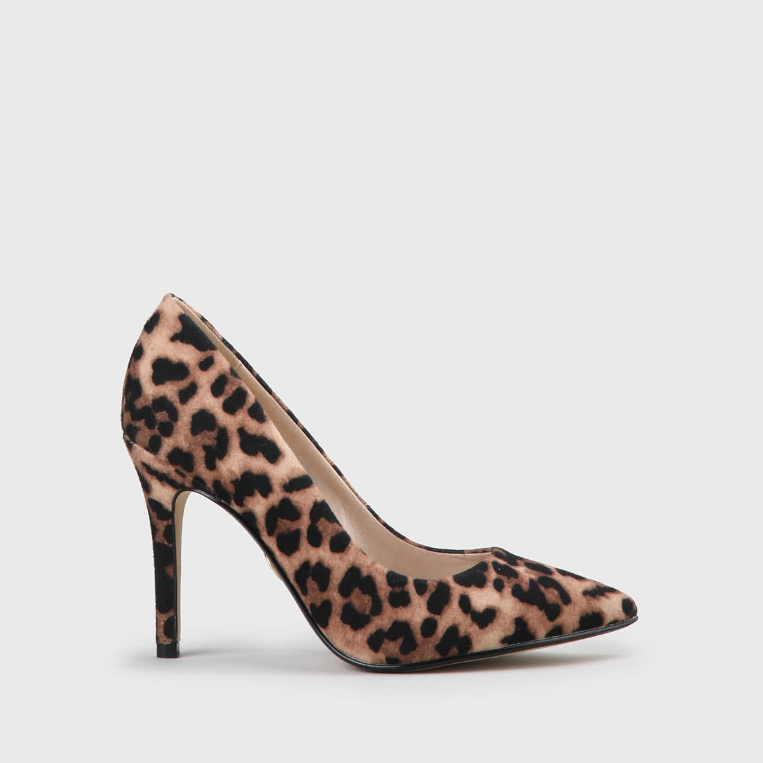 Ferelle Pump suede look leopard print buy online in BUFFALO