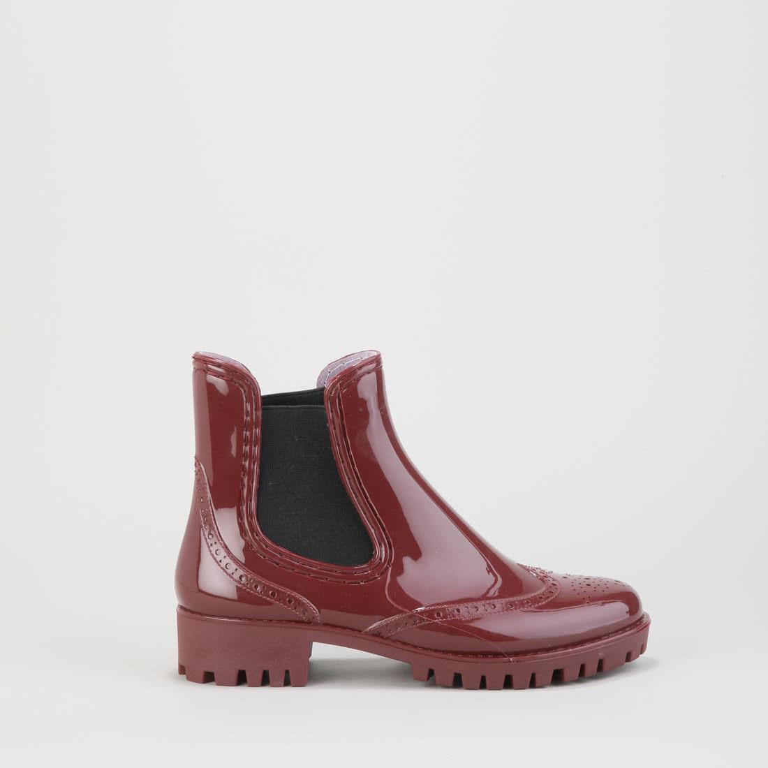 b4834e15f2af76 Chelsea Boot Gummistiefel rot online kaufen