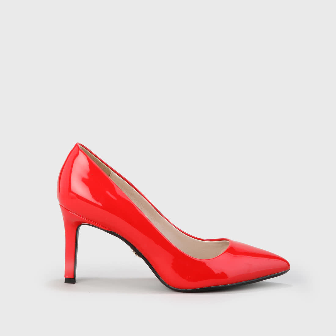 87d371a59 Alivia pumps patent leather look red buy online in BUFFALO Online ...