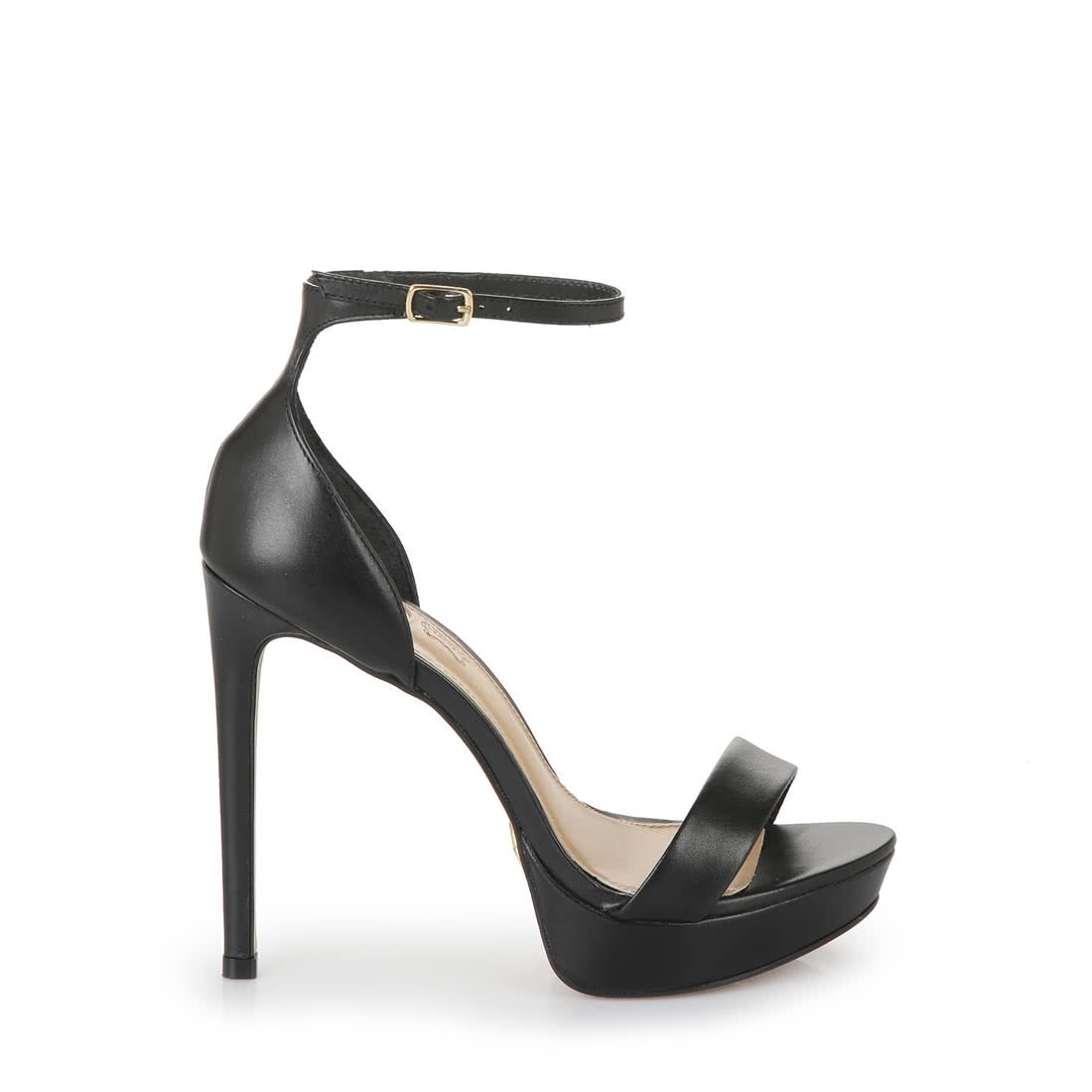 59986b165e6 Buffalo platform sandals in black buy online in BUFFALO Online-Shop ...