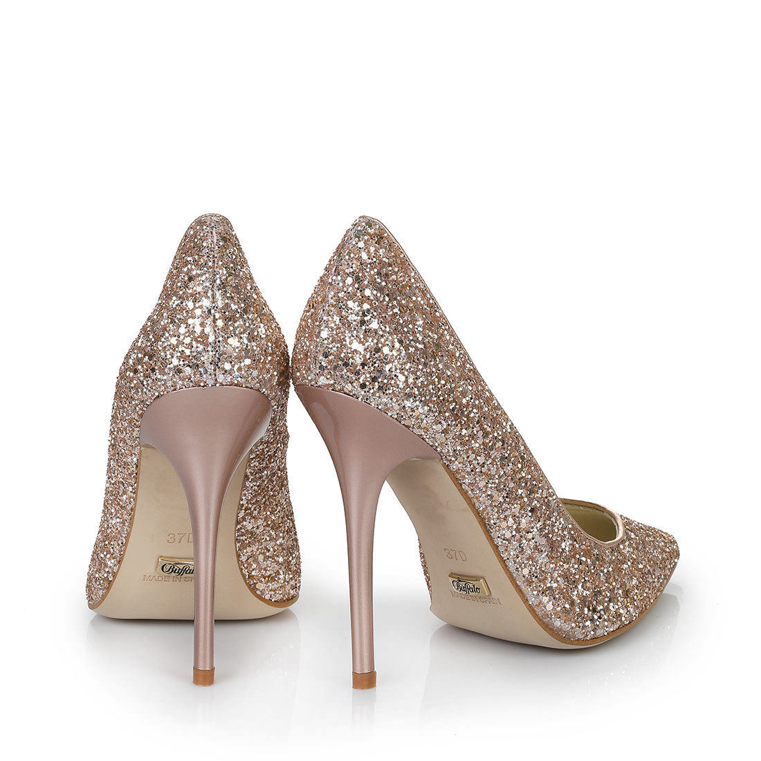 Buffalo glitter pumps in bronze buy online in BUFFALO Online-Shop ...