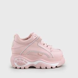 c6a7176a023d37 CLD Colby Sneaker aus Mesh und Lederoptik rosa online kaufen