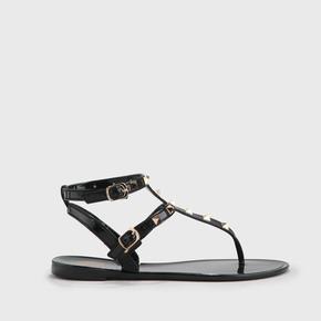 043fd179f Aurelie sandals lacquer look black