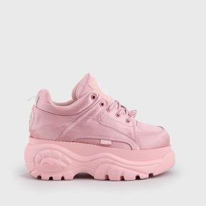 8d1e643dd Buffalo Classic Low satin pink