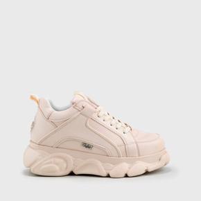 326a464945a078 CLD Corin Sneaker Lederoptik nude