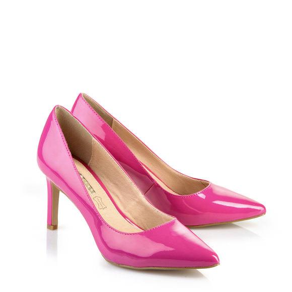 Pumps in rosa für Damen Buffalo Zuverlässig Günstiger Preis 2018 Günstiger Preis Qualität Aus Deutschland Billig Verkauf Erkunden 2dGNTk4A