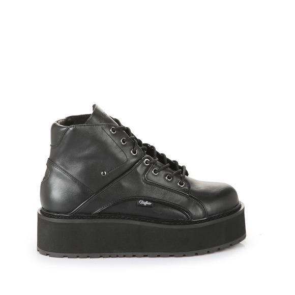 Buffalo platform trainers in black buy online in BUFFALO Online-Shop ... 7ed7b90ad