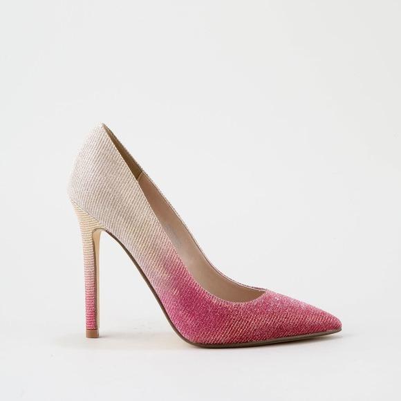 6811e894978c7 Amina Escarpin Party paillettes roses-couleur chair acheter à ...