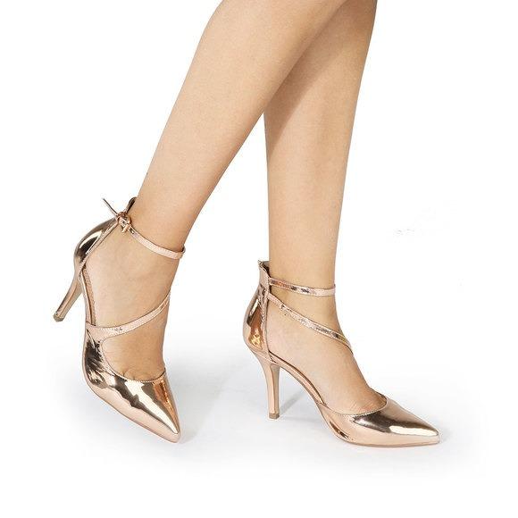 Sandalette Buffalo couleur bronzeBuffalo