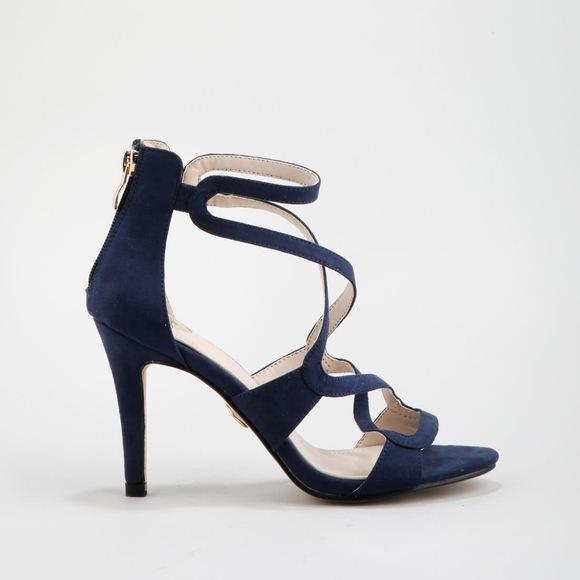 Buffalo Sandalette in dunkelblau buy online in BUFFALO Online-Shop   BUFFALO ® d5c4ee35c6
