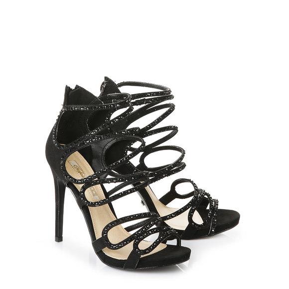 Buffalo Plateau-Sandalette in schwarz online kaufen   BUFFALO® d1c4ba29d6
