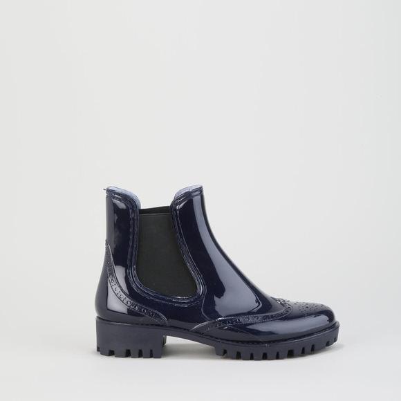 huge selection of 78516 47e7f Chelsea Boot Gummistiefel blau