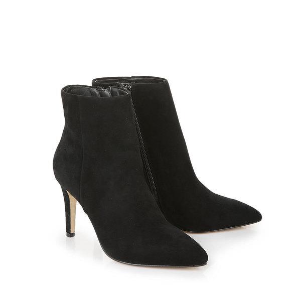 buffalo ankle boots in black buy online in buffalo online. Black Bedroom Furniture Sets. Home Design Ideas