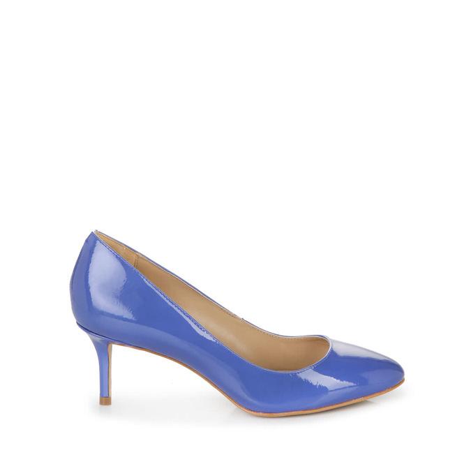 050fab7a569905 Buffalo kitten heels in blue buy online in BUFFALO Online-Shop ...