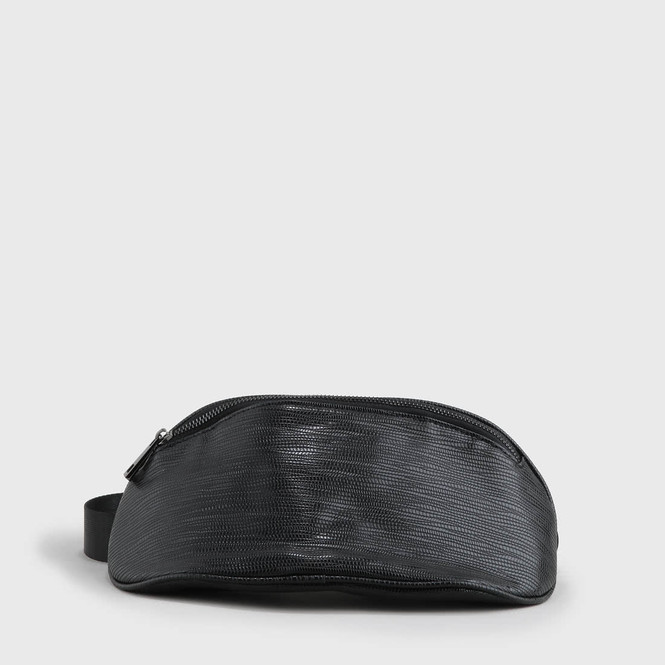 1a5fd8d7d Chessie Bumbag leather look black buy online in BUFFALO Online-Shop ...