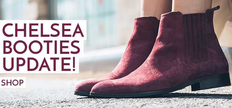Enigmatic styles for autumn. Discover new Ankle boots.