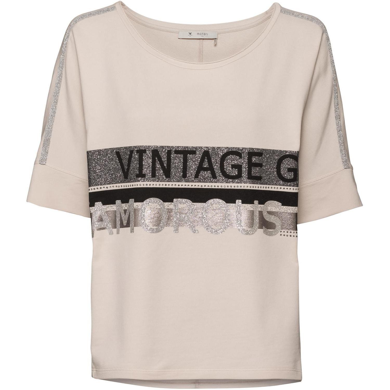 MONARI Shirt mit Glitzer Print | die dodenhof Online