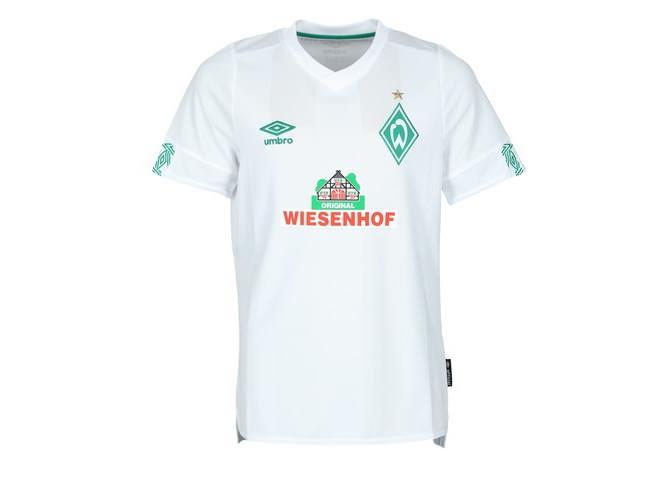 umbro SV Werder Bremen Away Trikot Junior Saison 20192020