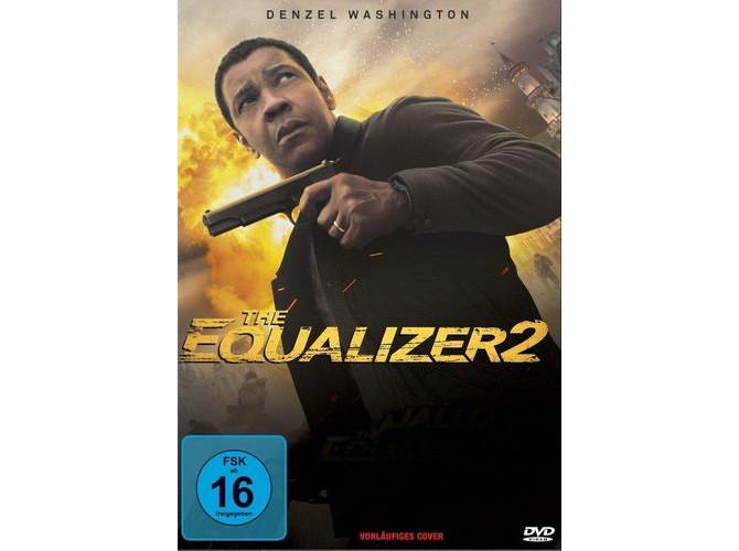 Sonypictures Dvd The Equalizer 2 Die Dodenhof Online Shoppingwelt