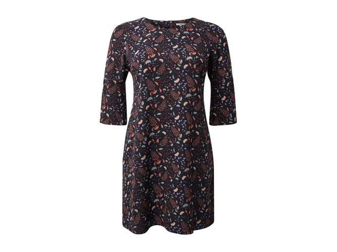 TOM TAILOR M/ädchen Dress Patterned Kleid