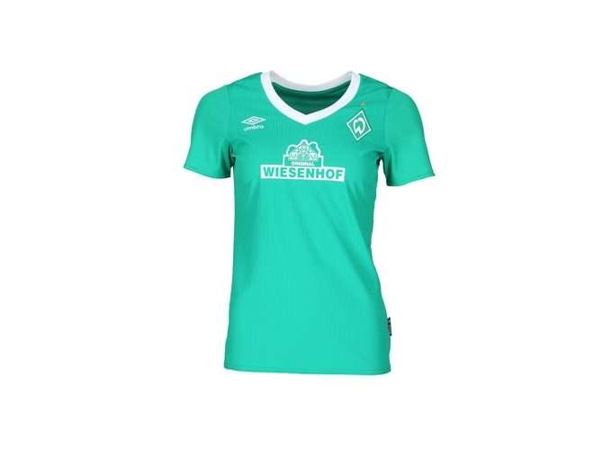 umbro Werder Bremen Home Trikot Damen Saison 20192020 | die
