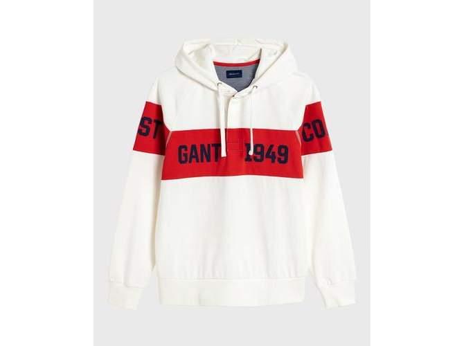 GANT Chest Stripe Hoodie | die dodenhof Online ShoppingWelt